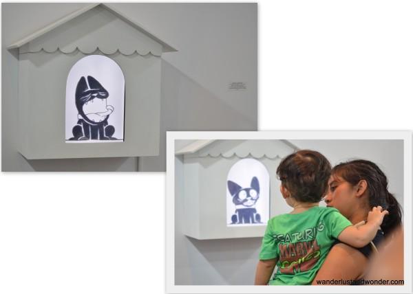 yin & yang dogs exhibition jakarta sanchia hamidjaja