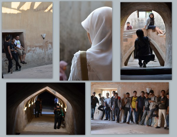 The Underground Mosque Jogja