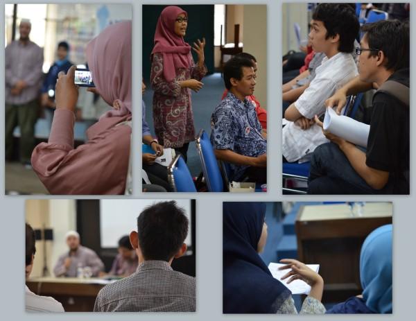 Students with Mustafa Davis