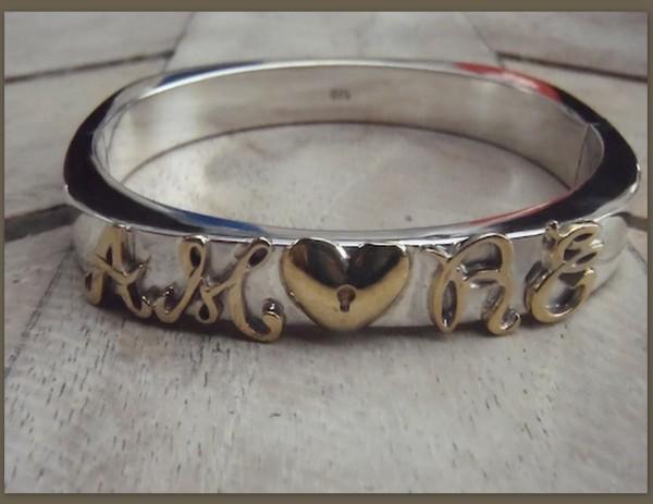 Bracelet by Tricia Kim