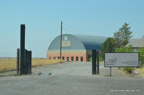 The Chinati Foundation, Marfa Texas