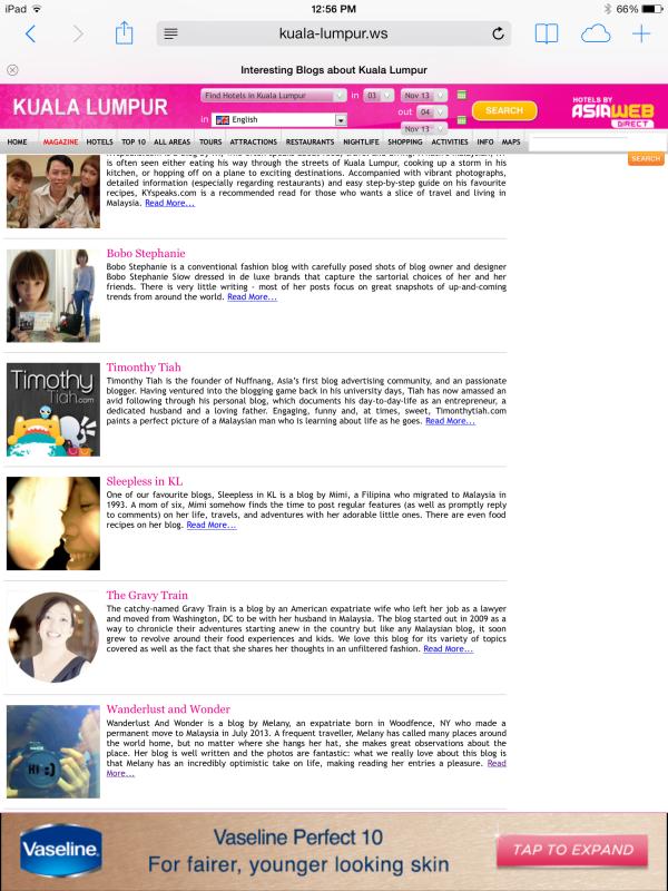 kuala-lumpur.ws best blogs