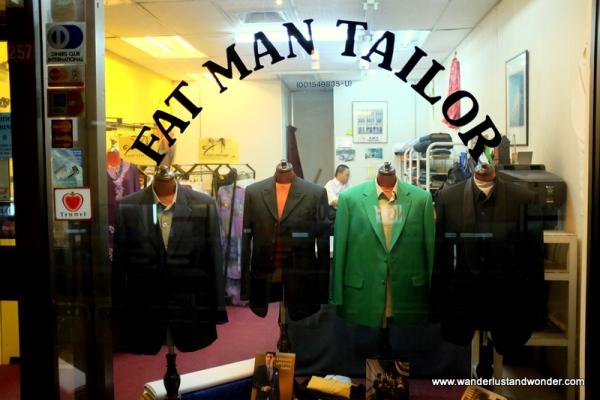Kuala Lumpur's answer to Men's Wearhouse