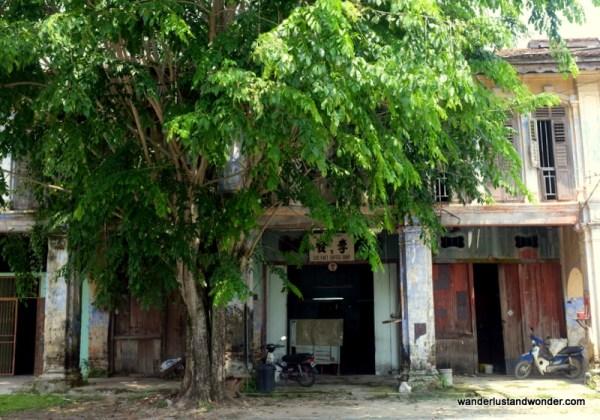 Ghost Town Perak