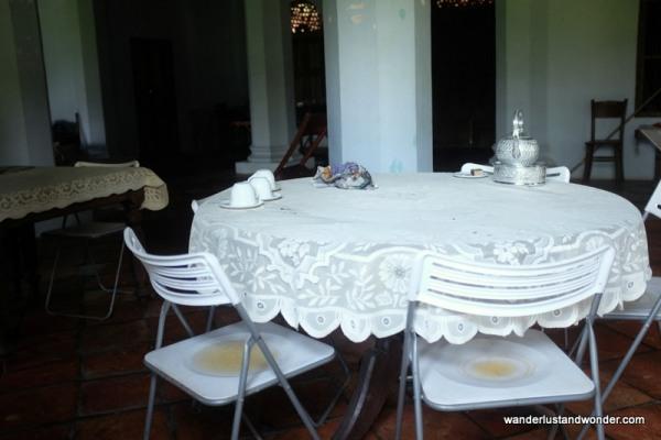 Inside Istana Billah