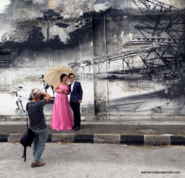 Street Art in Old Town Ipoh